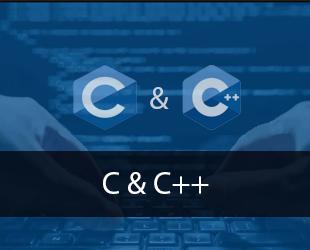 C & C++ Programming