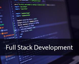 Full Stack Development Training